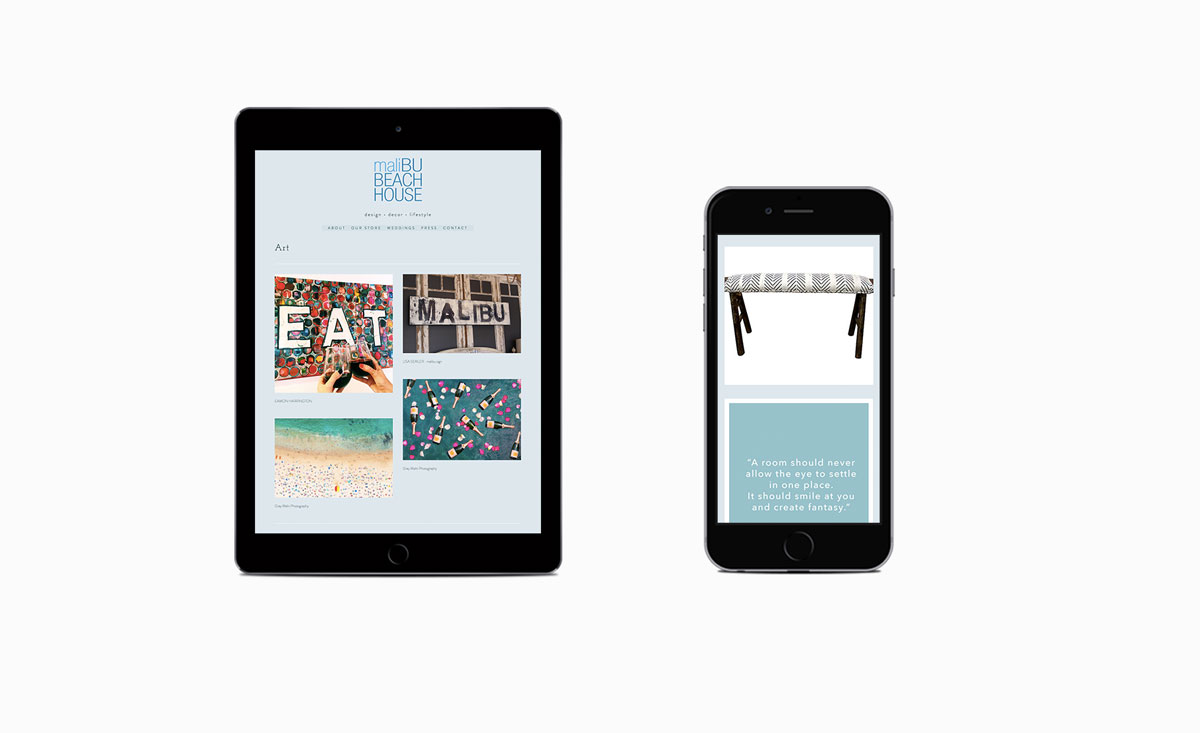 Big De Creative Bu Beach House Website 2016