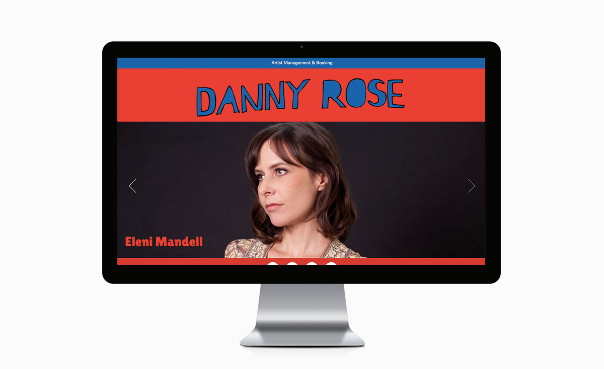 Big De Creative Danny Rose Website 2016