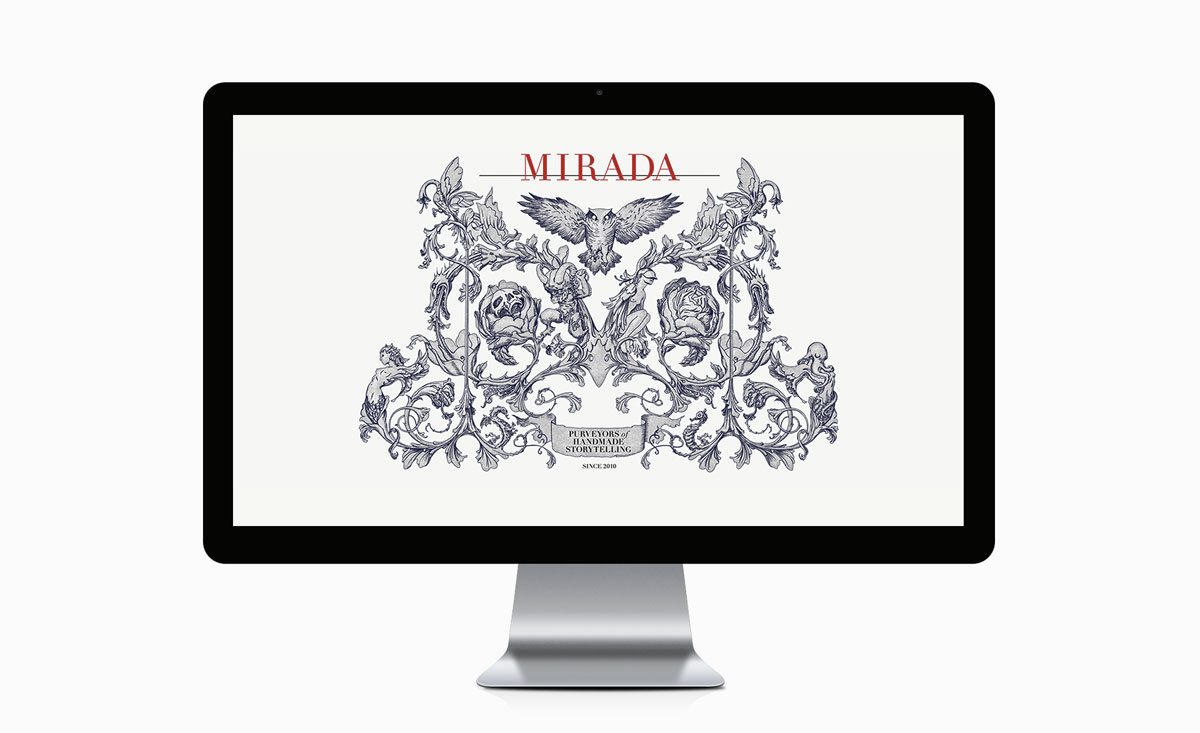 Big De Creative Mirada Website 2016